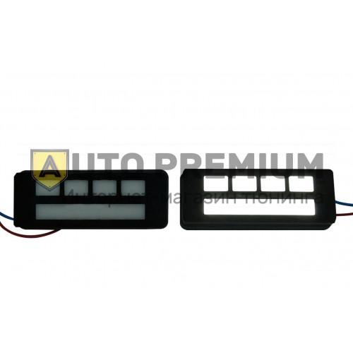 LED (диодные квадраты) повторители поворота на Нива 4х4 (ВАЗ 21213, 21214, 2131)
